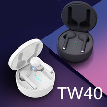 TWS Bluetooth earphones wireless sport Earbuds Active noise cancelling In-ear Earphone Bass Stereo Bilateral Call with Charging anomoibuds capsule wireless bluetooth earphones tws earbuds auto pairing noise cancelling v5 0 stereo call sport earphone