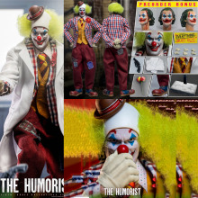 In Stock Collectible 1/6 TOYS ERA TE033 The Humorist Clown Full Set Action Figure Model for Fans Gifts in stock 1 6 scale zh009 ancient roman soldier full set model action figure for fans gifts with box