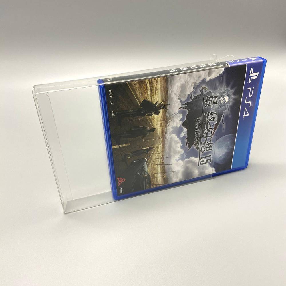 Display box collection and storage box protection box for Sony PlayStation 4 and PlayStation 3 PS3 PS4 games image