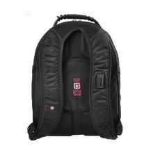 Waterproof Nylon Travel Bag 15-Inch Laptop Backpack Computer Notebook School Bag Large Capacity Hiking Climbing Bag 29 13 43cm nylon laptop case computer bag notebook school backpack 15 6 travel rucksack