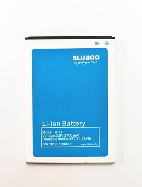 Аккумулятор BG14 3,8 в 2700 мАч для телефона Bluboo D6 D6 Pro, высококачественные сменные батареи, аккумулятор для телефона Bluboo D6 D6 Pro