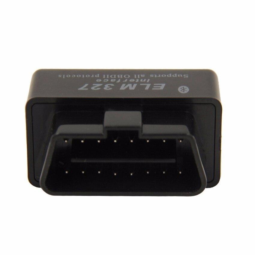 MINI ELM327 BLACK COLOR V2.1