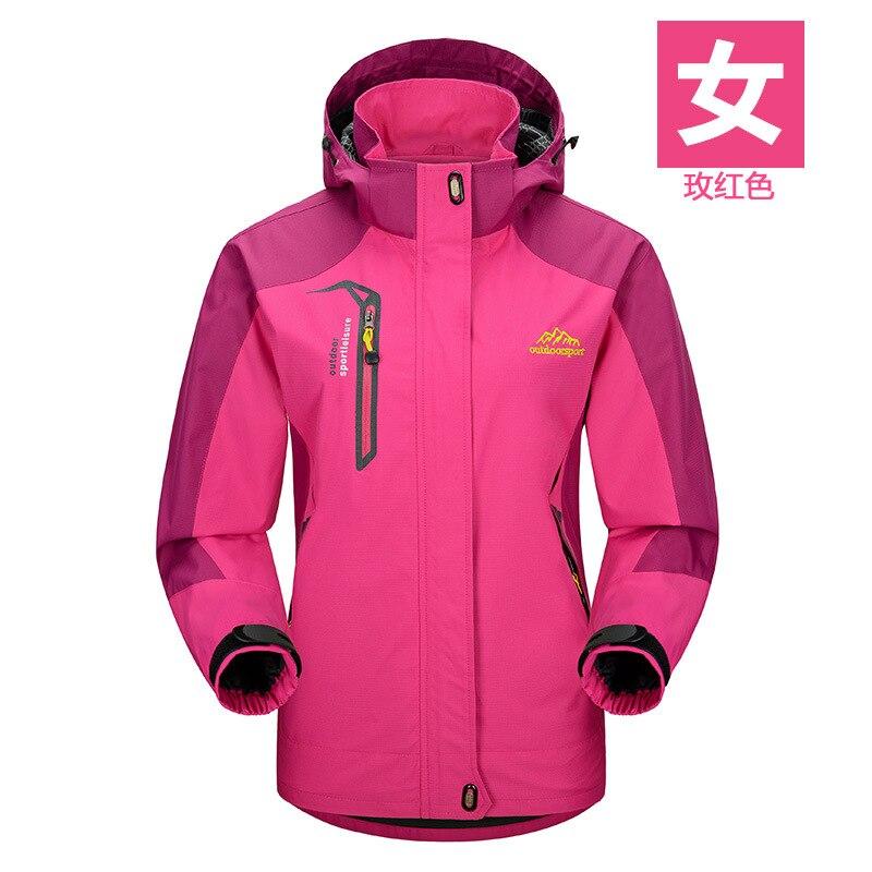 Spring And Autumn Thin Raincoat Jacket Men's Outdoor COUPLE'S Sports Mountaineering Women Windbreaker Jacket