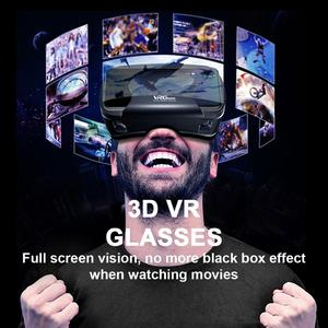 Image 4 - 5~7 inch 120 Wide Angle VRG Pro 3D VR Glasses Virtual Reality Full Screen Visual VR Glasses Box For iPhone XiaoMi Eyeglasses