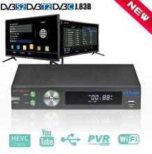 GTMEDIA V8 Turbo DVB-DVB-S2/S2X + T/T2/Kabel/J.83B TV Decoder unterstützung CA karte CCam,GTshare,Satellite Terrestrischen Receiver TV box