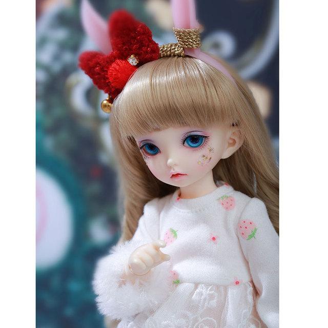 Fairyland Littlefee Luna BJD SD Doll 1/6 Body Model Baby Girls Toys Shop Resin Figure Gifts  Christmas Present