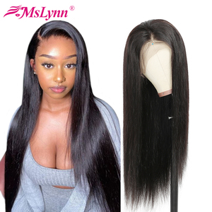 360 Lace Frontal Wig Straight Lace Front Wig Lace Front Human Hair Wigs For Women Pre Plucked With Baby Hair Human Hair Wigs