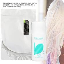 100 г отбеливающий крем для волос салонная краска для волос нетоксичный крем для окрашивания волос Осветляющий отбеливающий парикмахерский порошок краска для волос воск