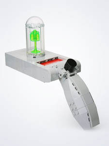 Kids Toy Portal-Gun Science-Fiction Technic City Movie Friend Memorial-Toys Building-Blocks