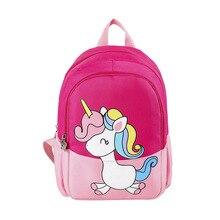 Backpack Kids Book-Bag Schoolbag Children's Kindergarten Girl Baby Escolar Boy And Bolso