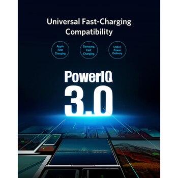 Зарядное устройство Anker USB Type-C с поддержкой быстрой зарядки 60 Вт