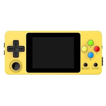 Ldk Game Diy 2.6 Inch Screen Mini Handheld Game Console Nostalgic Children Retro Game Mini Family Tv Video Consoles Y