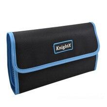 KnightX 49mm 52mm 58mm 67mm 72mm 77mm Camera Lens Filter case fundas bag box Holder Pouch For Canon NIKON SONY UV CPL ND STAR