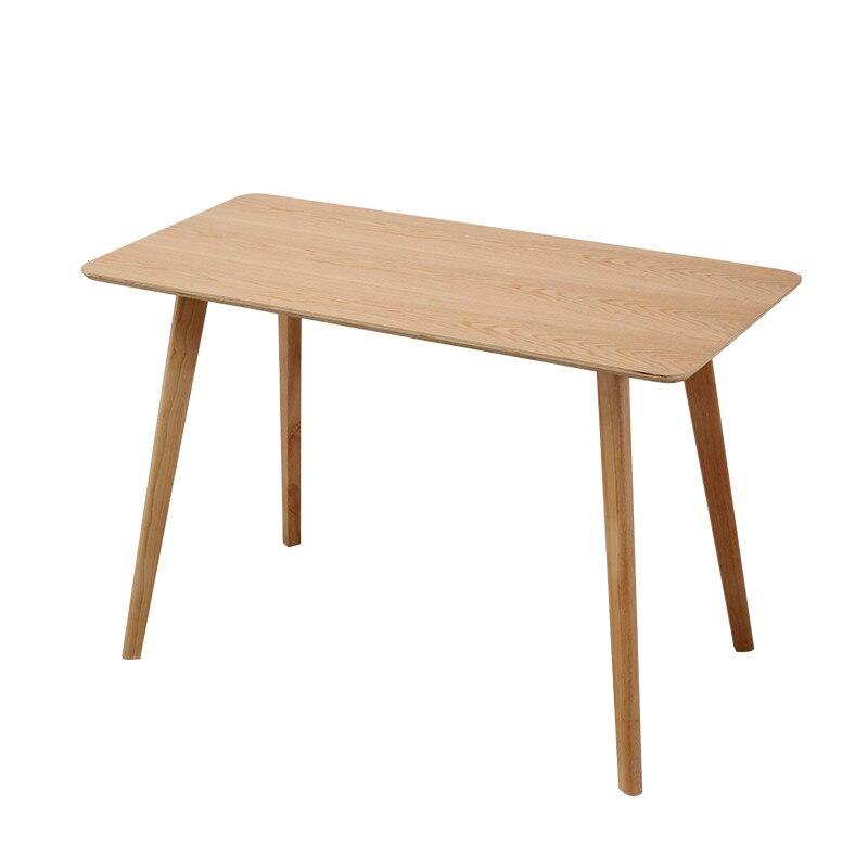 Desk Solid Wood Simple Computer Desk Desktop Home Nordic Modern Bedroom Desk Study Desk Desk