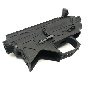 Image 5 - XPOWER BD556 Airsoft Accessories Receiver AEG Body Nylon Metal Gel Split Gearbox Paintball Outdoor Sports
