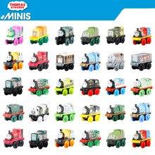 Car-Toys Diecast Locomotive Thomas Friend Mini Train Model Education Kids Children