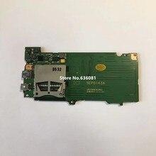 Chi Tiết Sửa Chữa Bo Mạch Chủ Chính PCB Bảng MCU Mẹ Bảng Miếng Phần Mềm SEP0143A SJB0143A Cho Máy Ảnh Panasonic Lumix DMC LX100