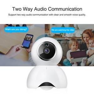 Image 2 - Caméra IP WiFi intelligente EWeLink caméra de contrôle sans fil HD caméra de contrôle Audio bidirectionnelle
