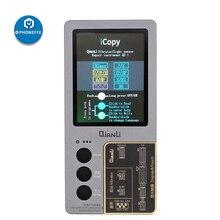 Qianli ICopy PLUSจอแสดงผลLCDโปรแกรมเมอร์EEPROMสำหรับiPhone 7 8 8P X XR XSสูงสุด 11 PRO MAXแสงการสั่นสะเทือนแบตเตอรี่ซ่อม