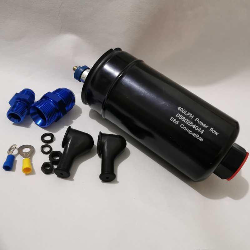 Бесплатная доставка новый качественный высококачественный EFI 400LPH встроенный внешний топливный насос 0580254044 0580 254 044 E85 совместимый с этаноло...