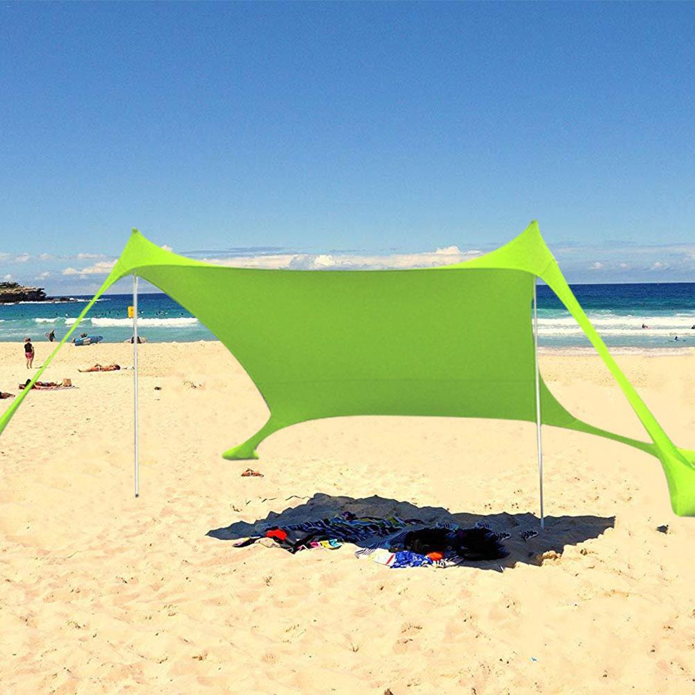 Beach Sunshade Lightweight Sun Shade