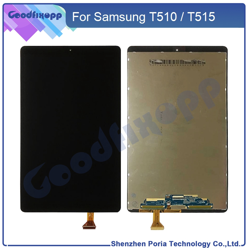 10pcs For Samsung Galaxy Tab A 10.1 (2019) T510 T515 SM-T510 SM-T515 LCD Display Touch Screen Digitizer Assembly LCD Repair Part