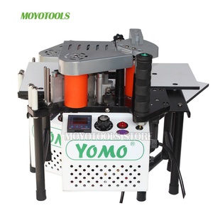Image 3 - الخشب آلة ربط حافة صغيرة البلاستيكية المحمولة حافة باندر ضعف الجانب الإلتصاق 110 فولت/220 فولت 1200 واط آلات النجارة MY50
