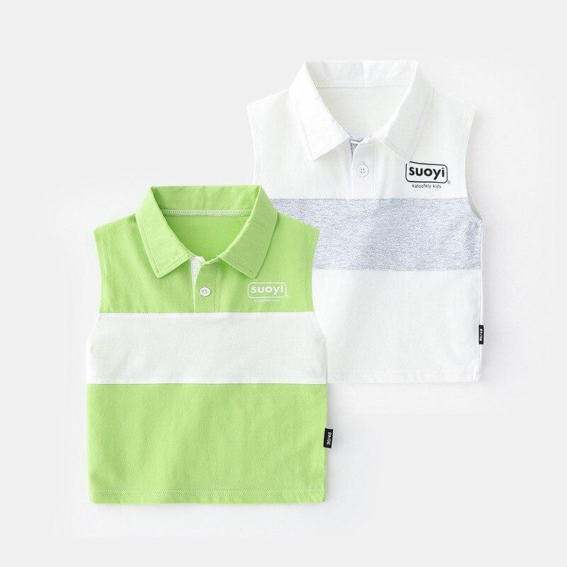 Promotion NEW 2020 Children T-shirts Fashion Design Cartoon Style Cotton Boy's T-shirts Clothing