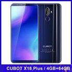 CUBOT X18 Plus 4G Mo...