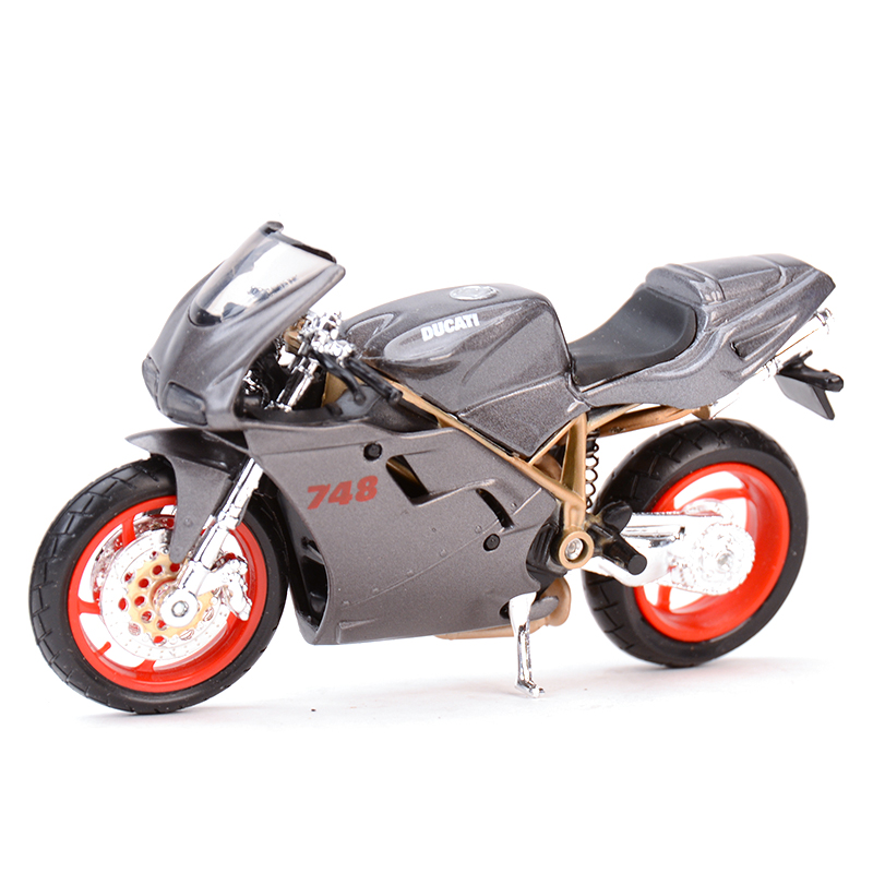 Maisto 1:18 748 Diecast Alloy Motorcycle Model Toy