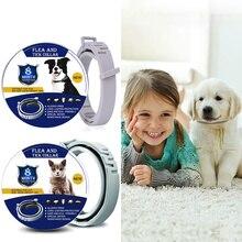 Pet-Dog-Cat-Collar Anti-Flea Mosquitoes Adjustable Silicone