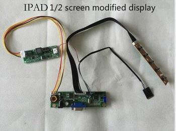 IPAD 129.7 Inch LED LCD Screen Test Refitting Display DIY Driver Board Suite LP097X02 - discount item  9% OFF Home Appliance Parts