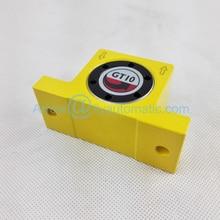 VIBTEC GT8 GT8S GT10 GT10S пневматический турбинг роторный вибратор воздушный осциллятор