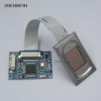 Diy reconhecimento de controle de acesso de impressão digital toque dedo sensor módulo scanner