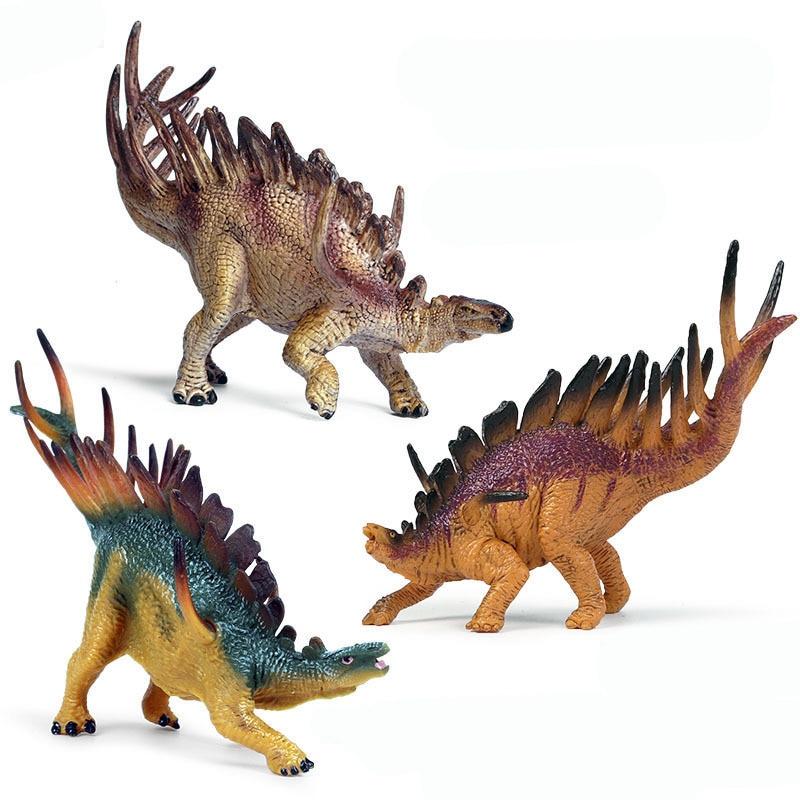 Kentrosaurus Figure Collectible Toys PVC Animal Action Figures Dinosaur Animal Toys Kids Cognitive Toys
