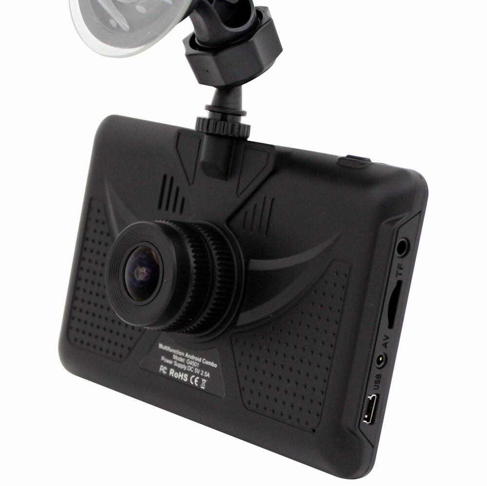 Karadar samochodu kreska Cam nawigacja GPS Android 4.4.2 z Wifi g-sensor Full HD1080P kamera samochód DVR darmowa aktualizacja Map