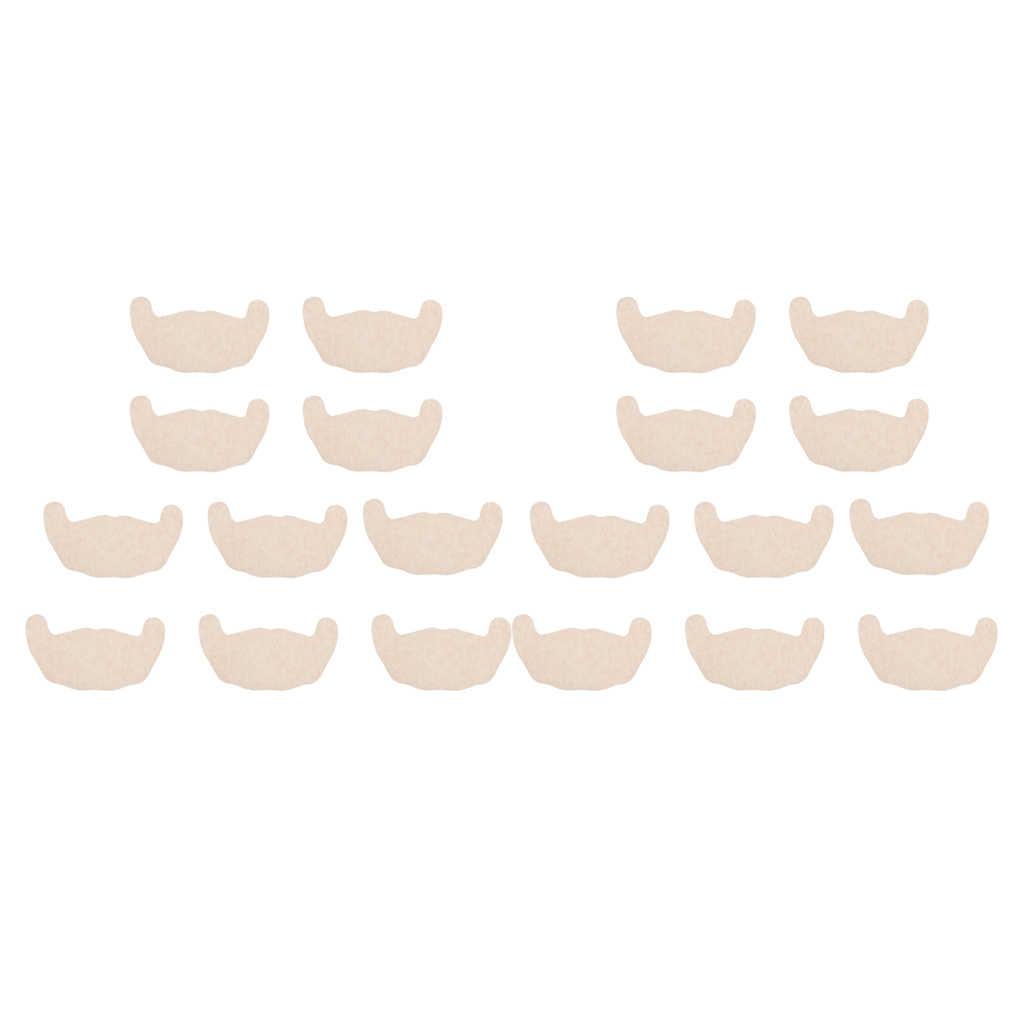 10 Pairs الذاتي لاصق رفع البرازيلي الثدي رفع ملصق المتاح غطاء للحلمة الصدرية الوسادة غير مرئية الثدي بتلات لفستان الحفلات
