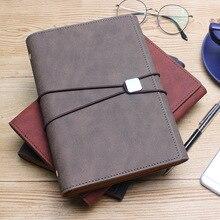 A5 Padfolio לוח תיקיית כרטיס בעל עסק עור מארגן בית ספר משרד ארגונית מנהל תיק לוח כתיבה