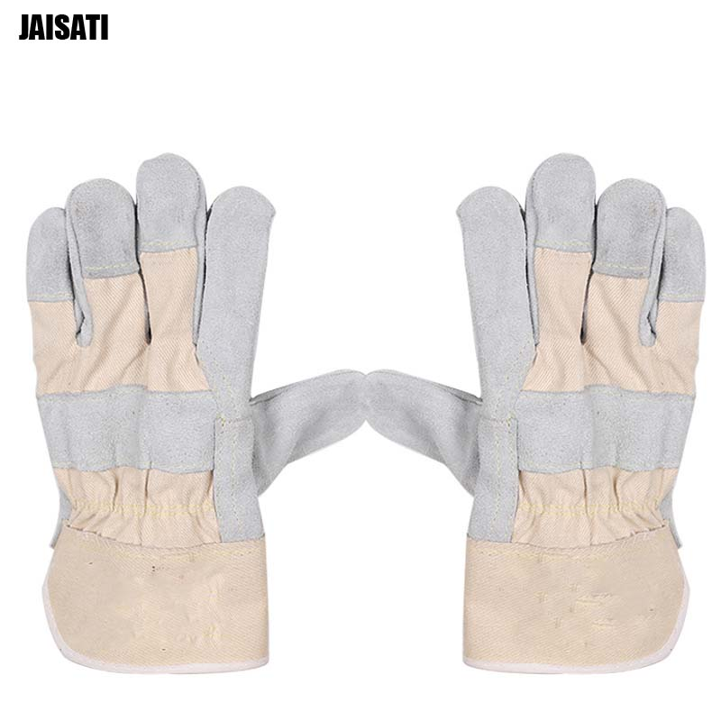 Smart Wear-resistant Protective Gloves Non-slip Welding Work Gloves
