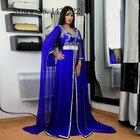 Royal Blue Moroccan ...