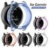 Pokrowiec ochronny do Garmin Vivoactive 4 4S wysokiej jakości etui z TPU slim Smart Watch etui typu bumper do Garmin Active S ActiveS