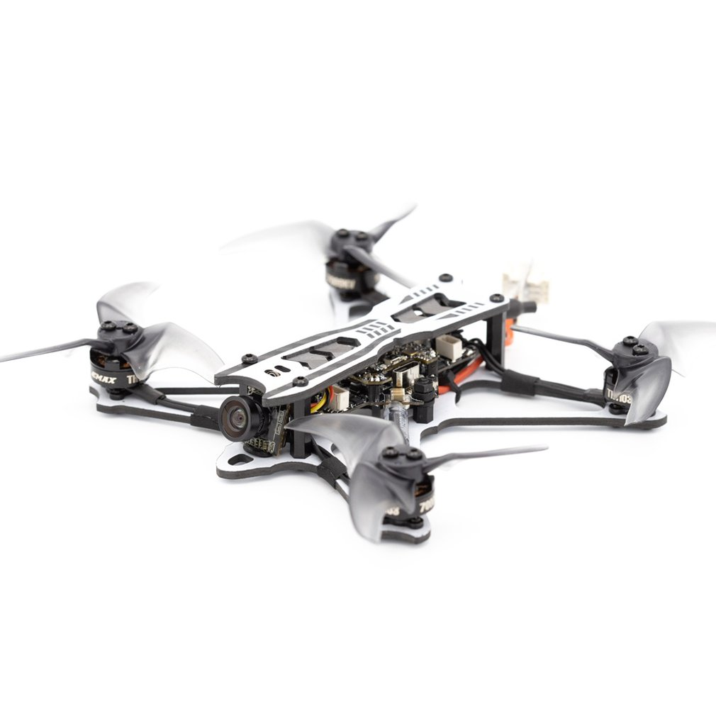 Hot Freestyle 115mm 2.5inch F4 5A ESC FPV Racing RC Drone Mirco Outdoor Aircraft Airplane BNF Version