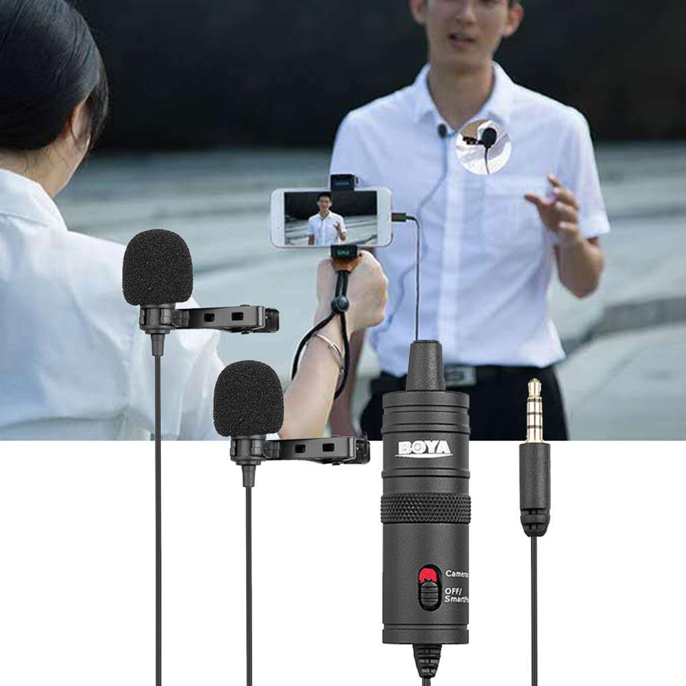 Microphone à condensateur BY-M1 3.5mm