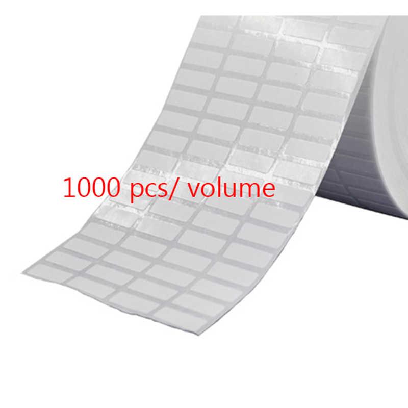 500/1000/2000 pièces diamant peinture accessoires stockage étiquette autocollants diamant Classification stockage distinguer étiquette autocollants
