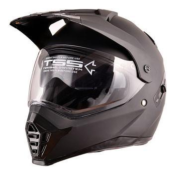 HiMISS Double Lens ECE Motorcycle Helmet Cross-country Half Helmet Motorcycle Electromobile Accessaries