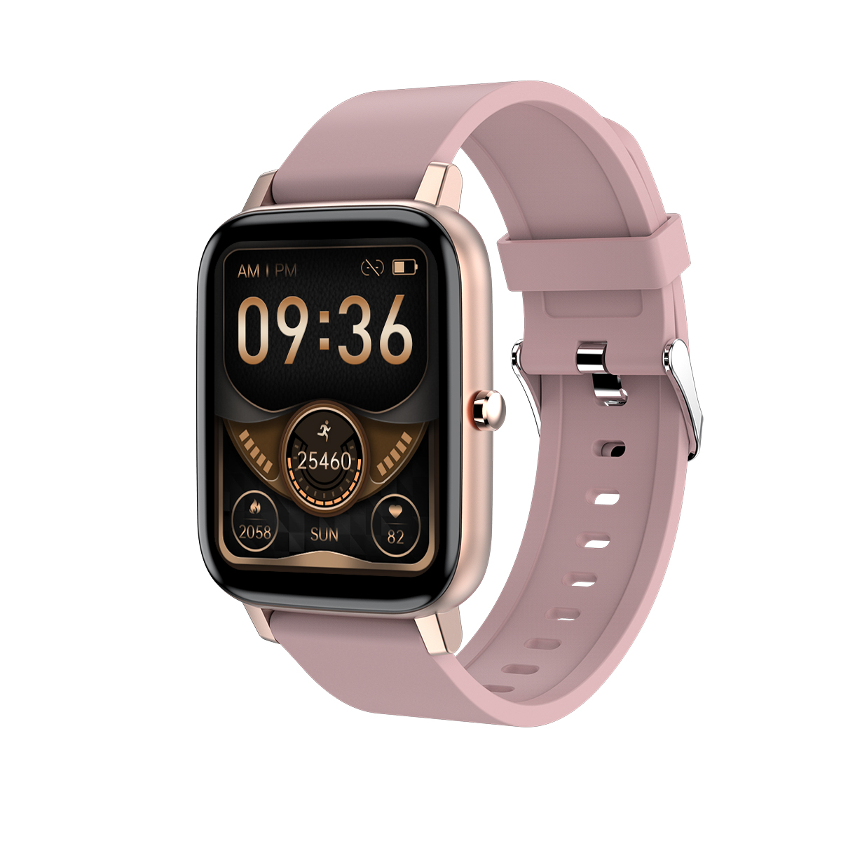 2020 woman's Smart watch 1.69 inch IP67 waterproof sports watches women Heart Rate Tracker Smartwatch for apple xiaomi H80