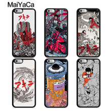 MaiYaCa cómic Manga Akira caso para iPhone 11 Pro Max SE 2020 8 S 6 7 Plus 5S X XS X Max XR Coque Fundas(China)