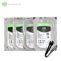 Seagate 1 tb 2 tb 3 tb 4 tb 6 tb 8 tb 10 tb 12 tb área de trabalho hdd disco rígido interno 3.5 drive drive 5400 rpm sata 6 gb/s disco rígido para computador