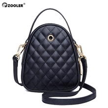 colors!Classic leather bags small ZOOLER luxury woman shoulder bag designer Cow messenger hot fashion bolsa feminina
