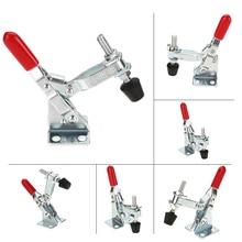 1 шт., 27 кг, 50 кг, 90 кг, противоскользящий u-образный тогл-зажим, удерживающая способность, нажимной тогл-зажим, вертикальный/горизонтальный тип для ручного инструмента